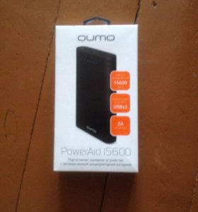 QUMO портативное зарядное устройство
