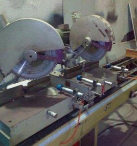Оборудование для производства пластиковых окон все