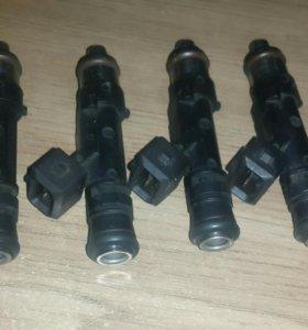 Форсунки топливные Bosch 192 сс (Комплект 4 штуки)