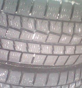 Продм шины Dunlop на 14 185/70.Можно с диска 4Х100