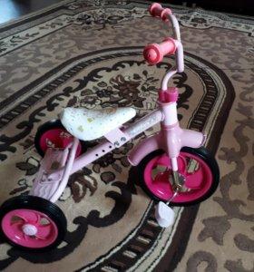 Трехколесный велосипед candy