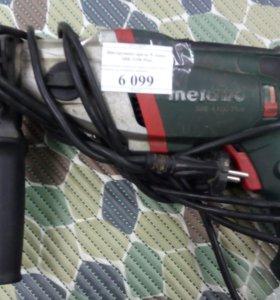 дрель Metabo SBE 1100 Plus