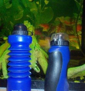 Бутылки пластик б/у