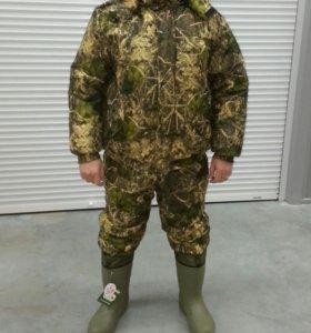 Зимний костюм мембрана