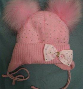 Зимняя шапочка