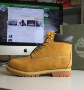 Зимние ботинки Timberland Waterproof