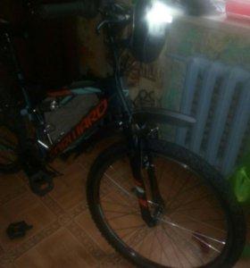 Велосипеды два