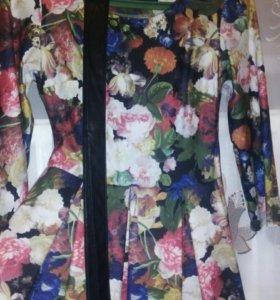 Платье размер 44 одевалось 1 раз
