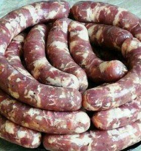 Свинина Мясные колбаски