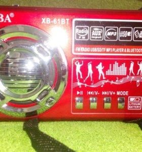Радио+фонарь