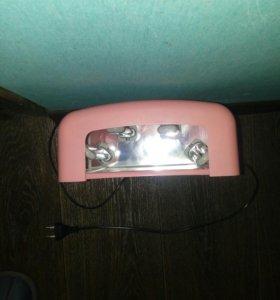 УФО лампа, для сушки гель-лака.