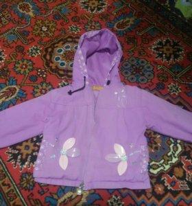 Детские комбинезоны и куртка