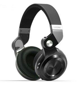 Bluetooth наушники Bluedio T2S, новые