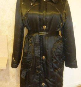 Пальто на холофайбере