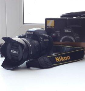 Зеркальная камера Nikon D3300 kit 18-55mm VR AF-P