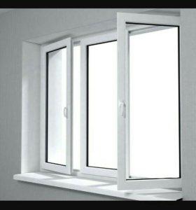 Ремонт пластиковых окон, дверей.