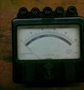 Амперметры,вольтметры