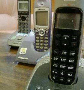 Радиотелефоны одним лотом
