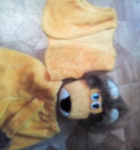 новогодний костюм львенка