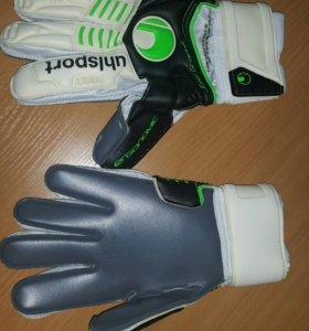 Новые! Вратарские перчатки UHLSPORT