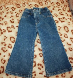 джинсы 2-3 года