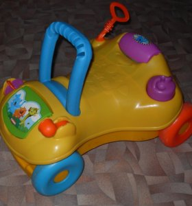 Каталка-ходунки Playskool 2-в-1
