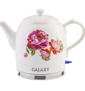 Керамический электрочайник Galaxy GL0503