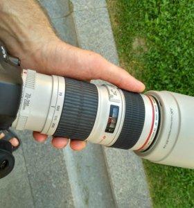 Объектив Canon 70-200 1:4 L