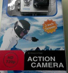Экшн камера новая