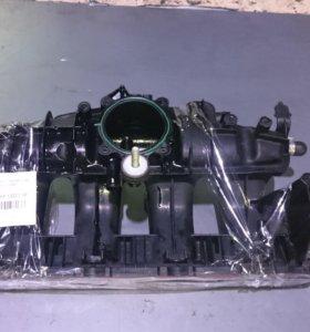 Впускной коллектор Ауди А4 Б7 06F133201P