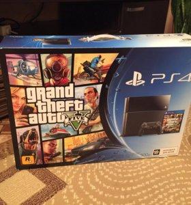 PS4, 500 gb
