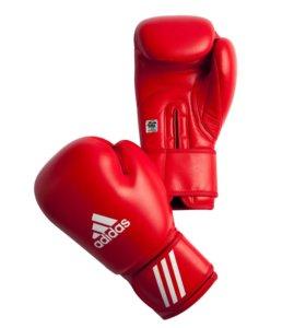 Боксерские перчатки соревновательные 10-12 унц