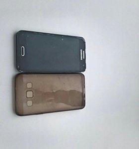 Телефон samsung gelaxy A3