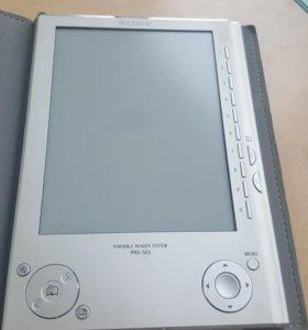 Читалка Sony PRS-505 (кожаная обложка в подарок)