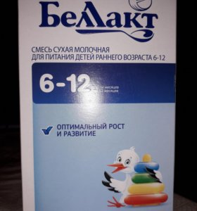 """Детское питание """"Белакт"""""""