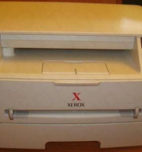 Продаю лазерный МФУ 3 в 1 Xerox PE114e