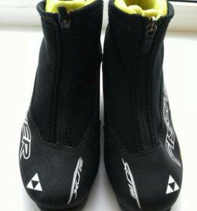 Лыжные ботинки Fischer 37р