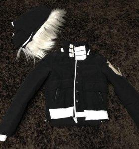 Mozzillo Luxuri Denim Куртка пуховик