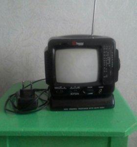 Телевизор дорожный