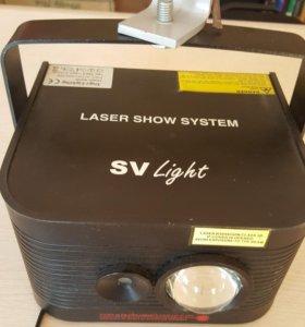 Продам лазер, б/у.