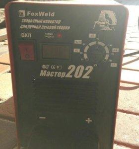 Сварочный инвертор FoxWeld