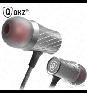 Наушники QKZ X9