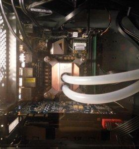 AsRock Z77E-ITX + i5-3570k + 16Гб DDR3