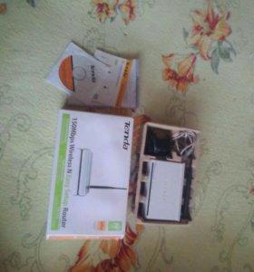 Wi-fi Роутер Tenda N1