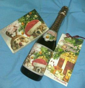 Новогодний подарочный набор
