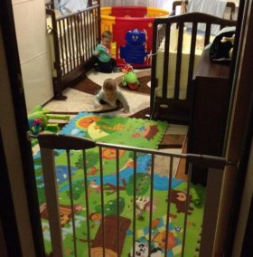 Продам безопасные ворота для вашего ребёнка.