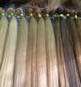 Пряди из волос