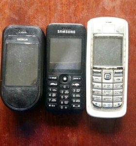 Телефоны раритеты