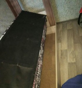 Кровать-диван двухярусная.