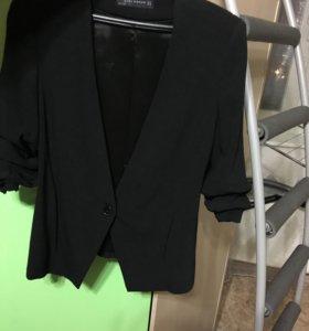 Пиджак женский Zara р-р 46